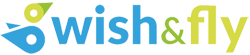Wish&Fly – Blog Logo