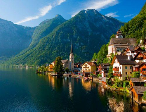Los mejores lagos de Europa