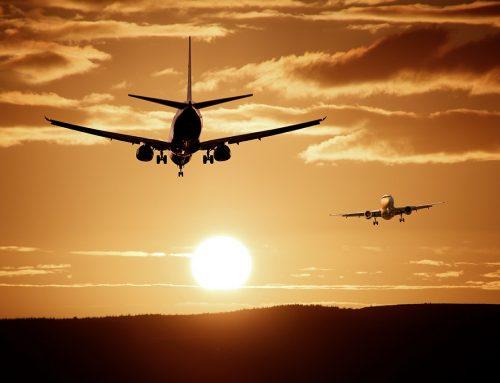¿Es seguro viajar en avión?