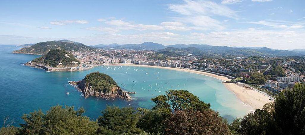 Un día en San Sebastián