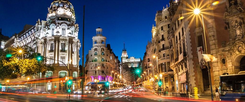 Viaje sorpresa desde Madrid