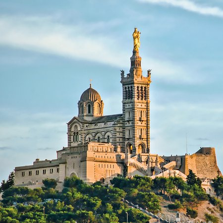 Basilica Notre Dame Marsella Wish&Fly Viaje Diferente