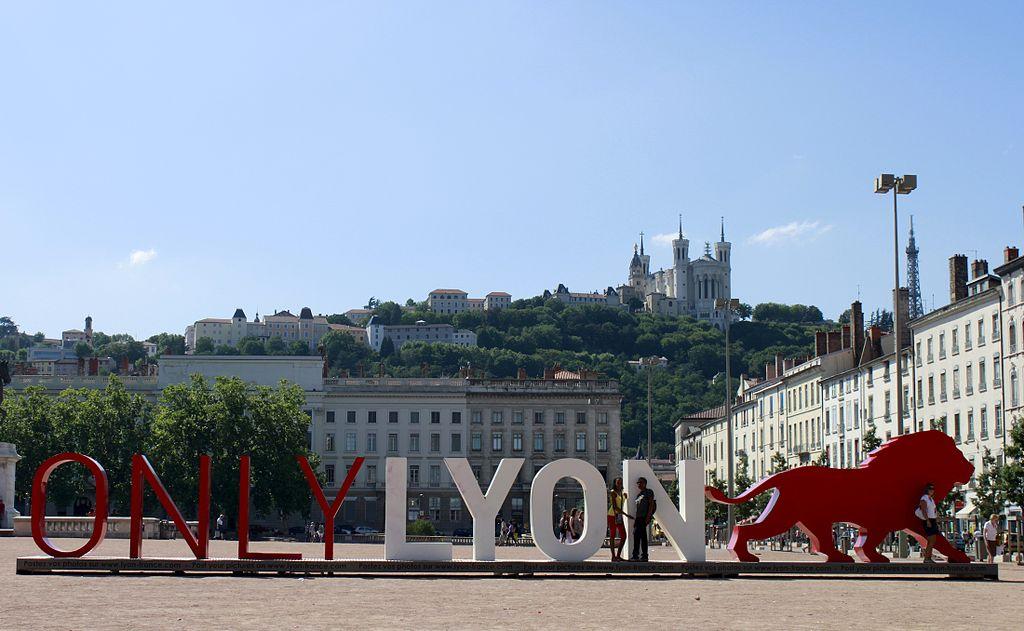 Bellecour Francia Lyon Wish&Fly