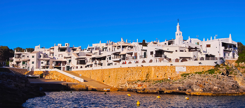 Binibeca vell Menorca Wish&Fly Escapada Sorpresa