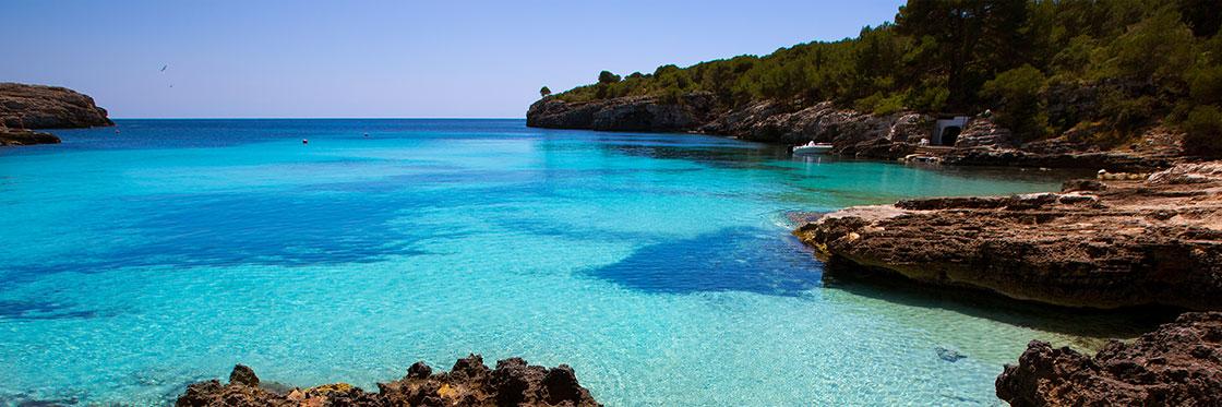 Cala Turqueta Menorca Wish&Fly Viaje Barato