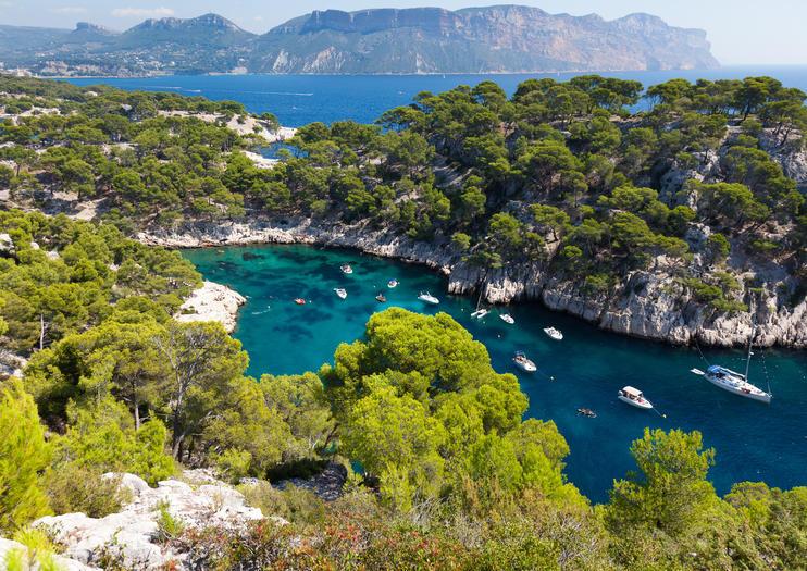 Naturaleza Marsella Wish&Fly Viaje Europa