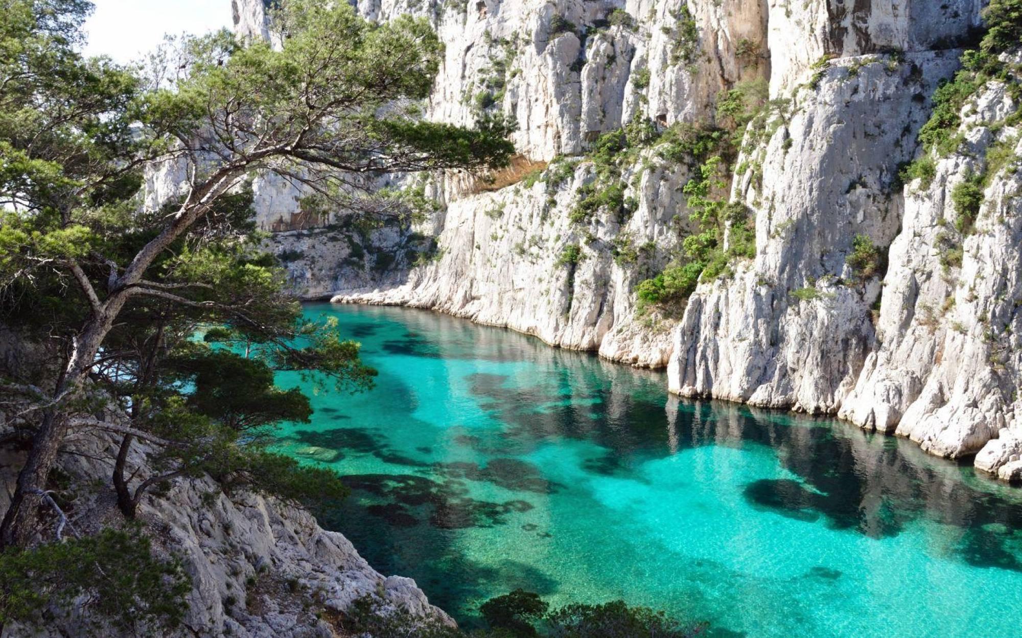 Parque Natural Marsella Wish&Fly Francia