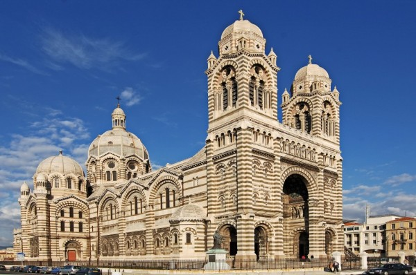 Catedral Marsella Wish&Fly Viaje Sin Destino