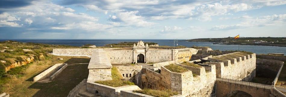 Fortaleza Isabel II Menorca Wish&Fly Regalo Sorpresa