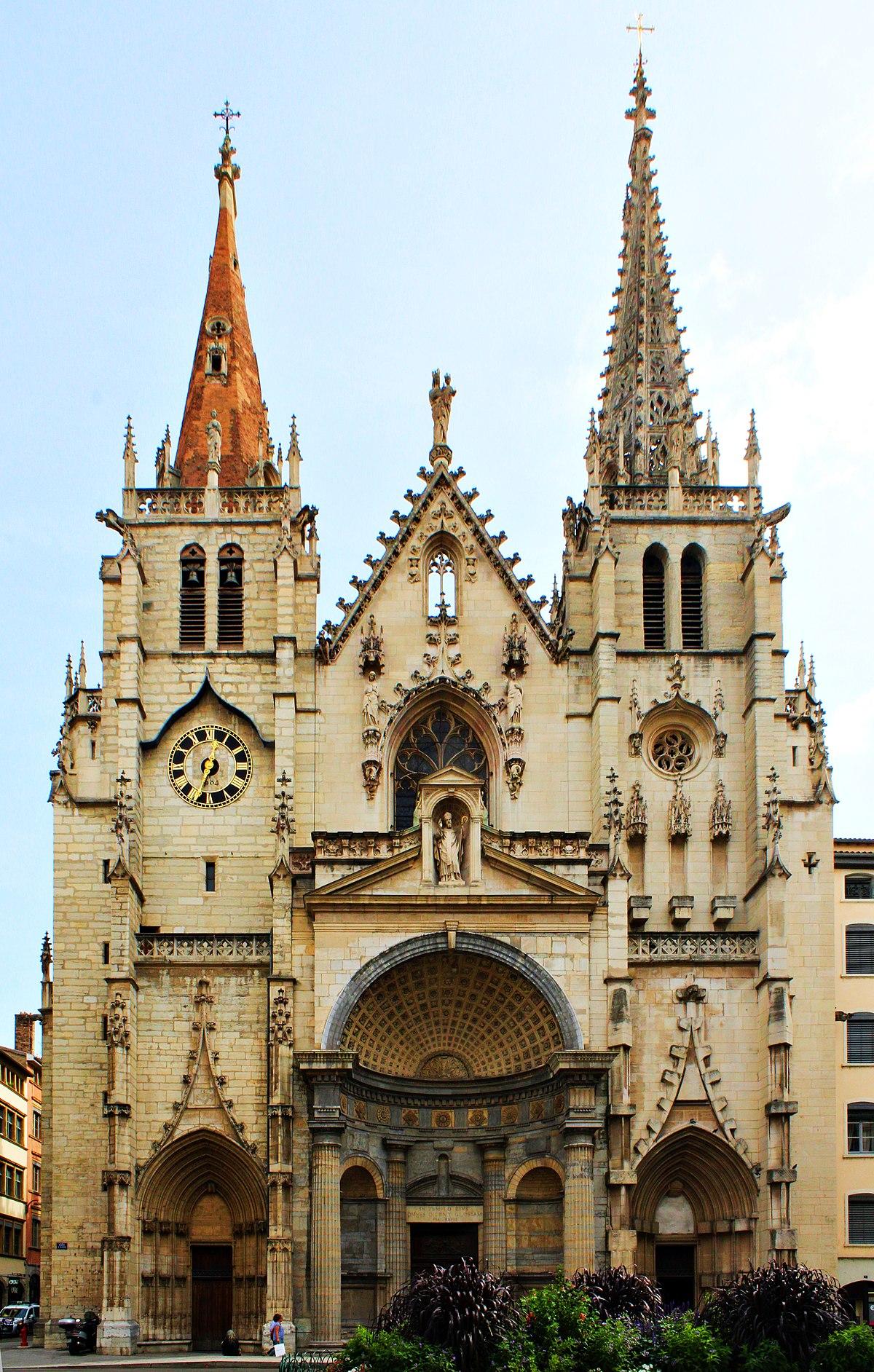 Iglesia Saint Nizier Lyon Wish&Fly