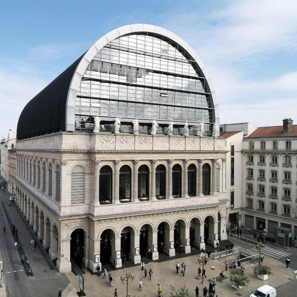 Opera Francia Lyon Wish&Fly Viaje con Mochila