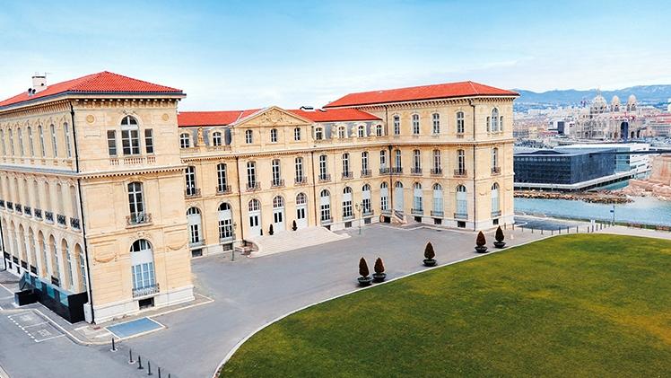 Palacio Pharo Marsella Wish&Fly Viaje Económico