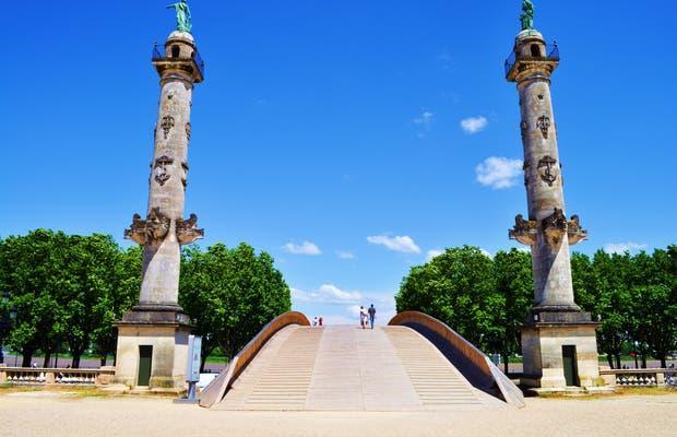 Plaza de Quinconces Burdeos Wish&Fly Regalo Sorpresa