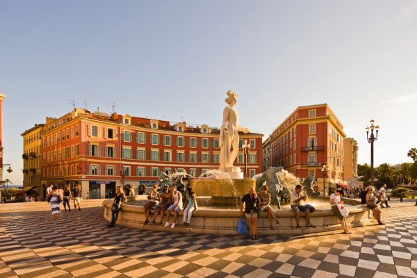 Plaza Massena Niza Wish&Fly Escapada Sorpresa