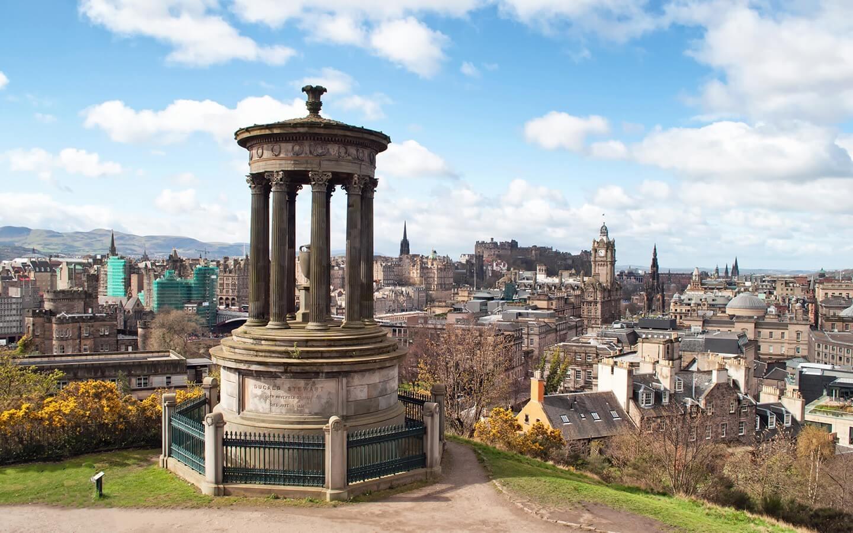 Relato: Viaje Sorpresa a Edimburgo y Escocia