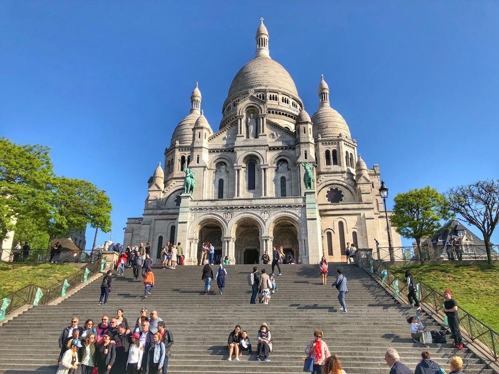 Sacre Coeur Montmartre París Wish&Fly