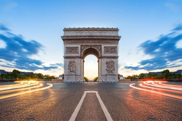 Arco Triunfo París Wish&Fly viaje sorpresa