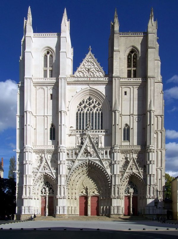 Catedral Nantes Wish&Fly