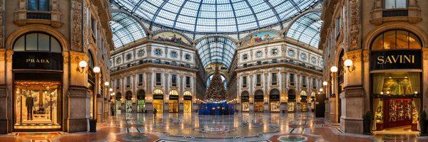 Galleria Vittorio Emanuele Milán Wish&Fly Escapada Sorpresa
