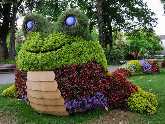 Jardin Des Plantes Nantes Viaje Barato Wish&Fly
