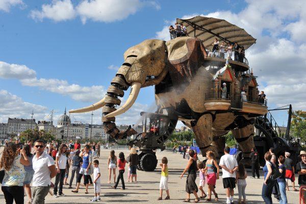 Les Machines de Lile Nantes Viaje Económico Wish&Fly