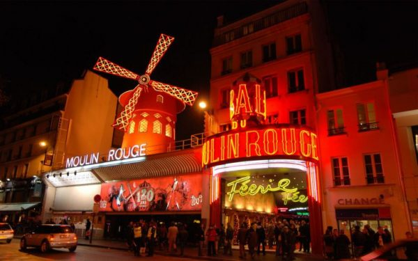 Moulin Rouge París Wish&Fly