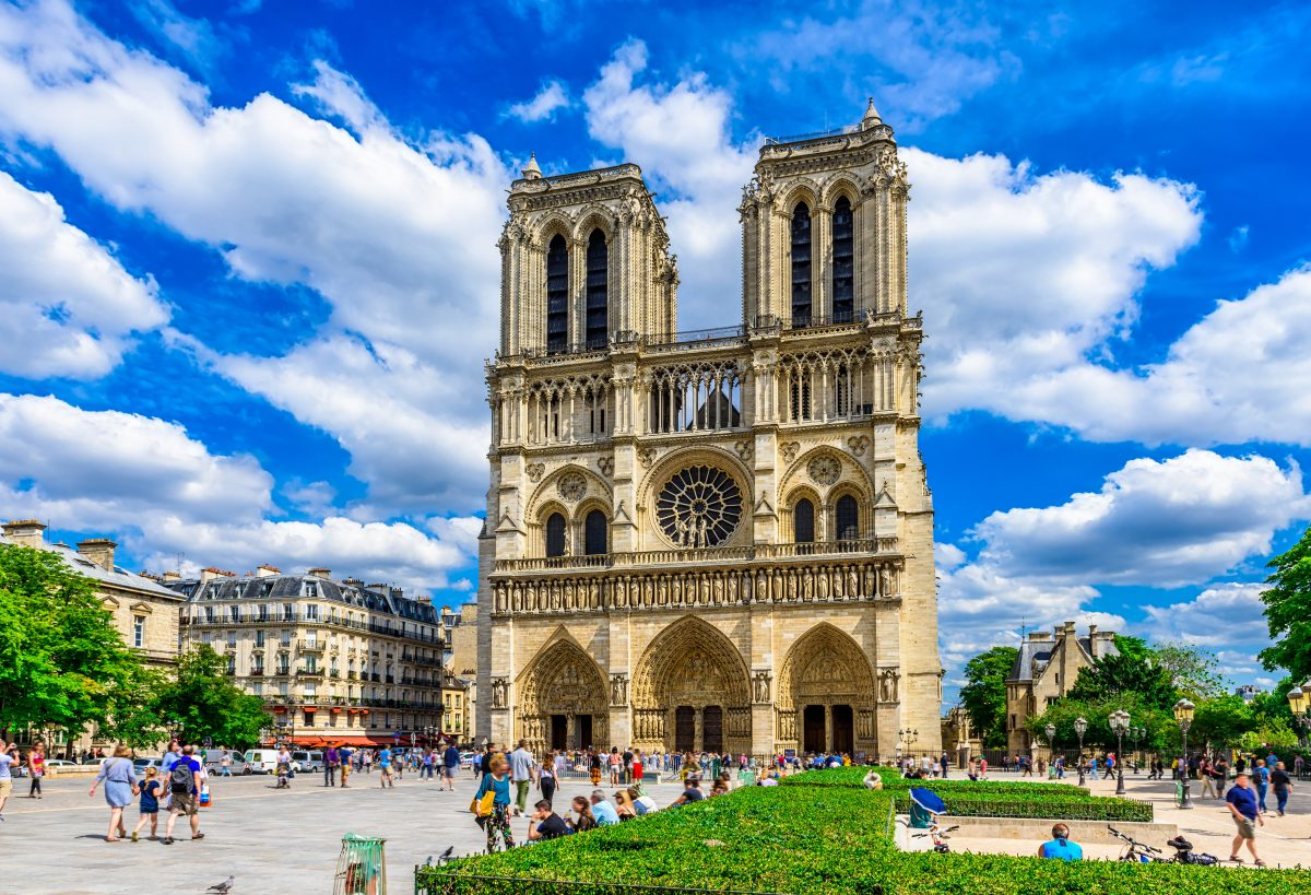 Notre Dame París Wish&Fly