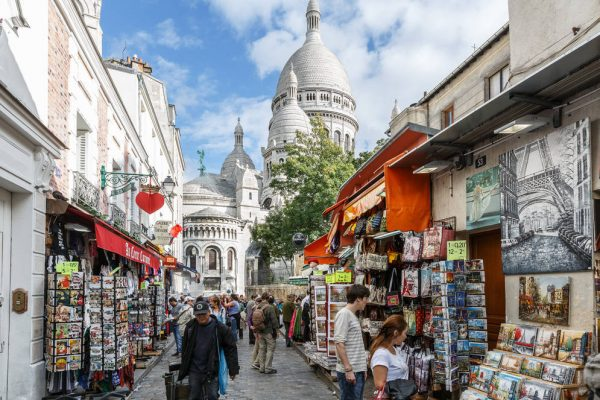 Montmartre París Wish&Fly
