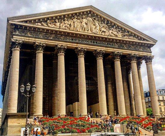 Place de la madeleine París Wish&Fly viaje barato