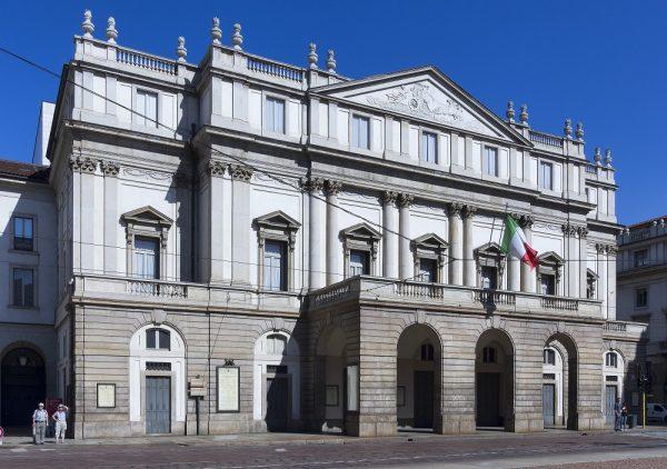 Teatro la Scala Milán Wish&Fly Regalo Sorpresa