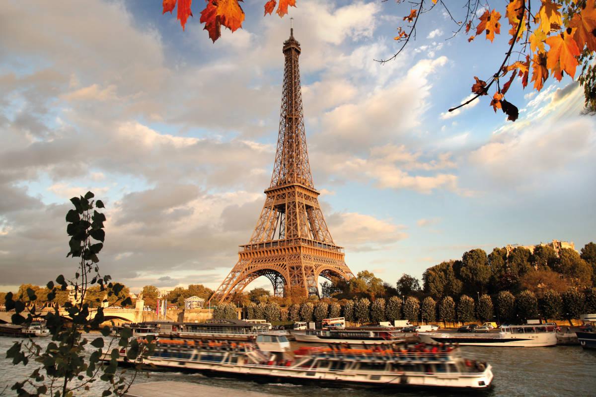 Viaje sorpresa a París