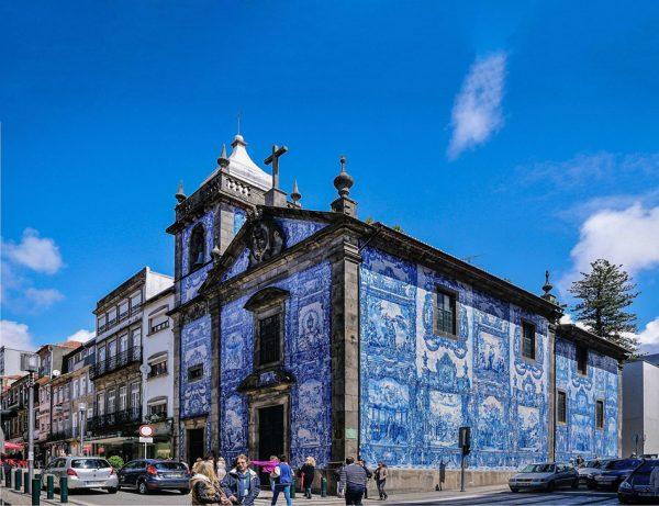 Capela das Almas Porto Viaje Sin Rumbo Wish&Fly