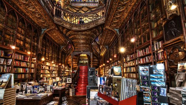 Livraria Lello Oporto Harry Potter Wish&Fly