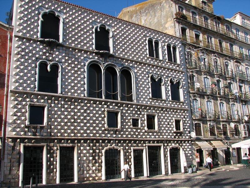 Casa Dos Bicos Lisboa WishAndFly