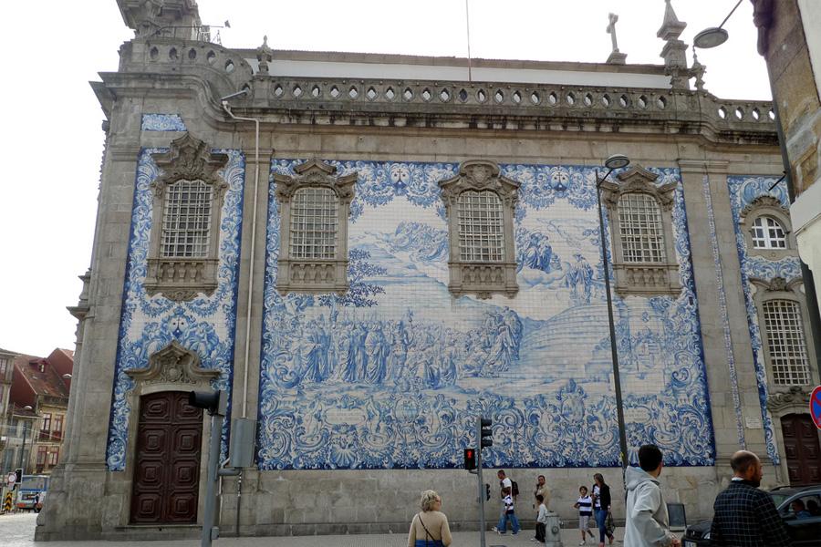 Iglesia Carmen Oporto Viaje Sorpresa Wish&Fly