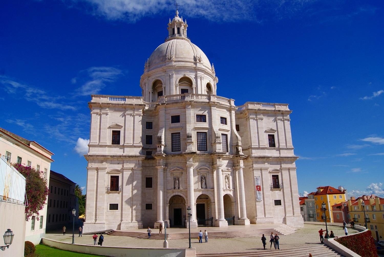 Panteón Nacional Lisboa Escapada Sorpresa WishandFly
