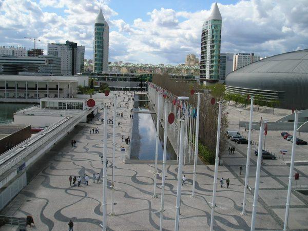 Parque Naciones Lisboa WishAndfly