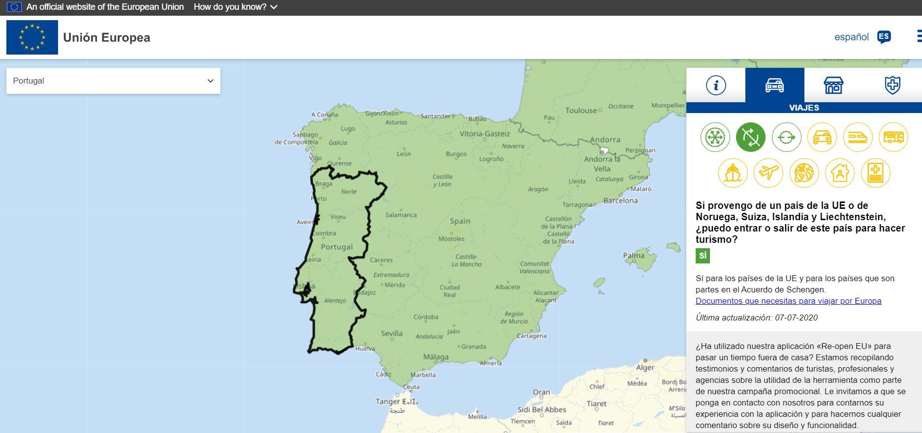 Reopen Portugal Viaje Sorpresa