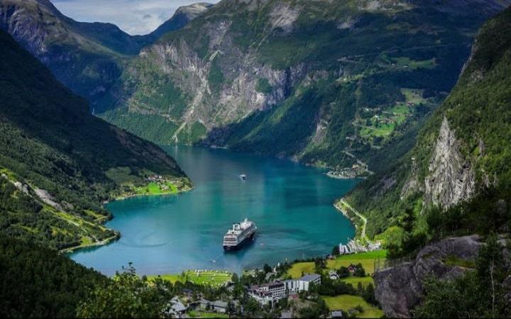 Destination surprise d'Oslo Wish&Fly. Voyage surprise.