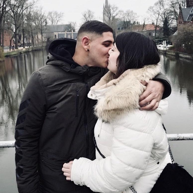 Bruselas Wish&Fly viaje Sorpresa pareja