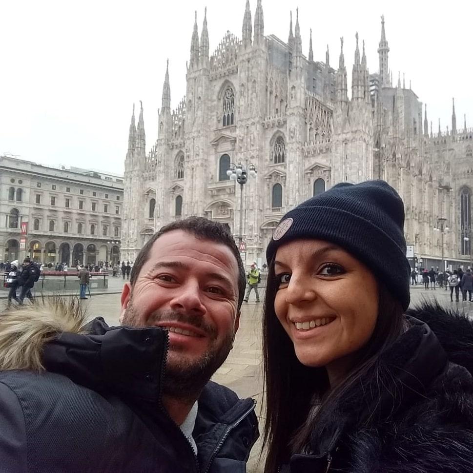 Milán Wish&Fly viaje Sorpresa pareja