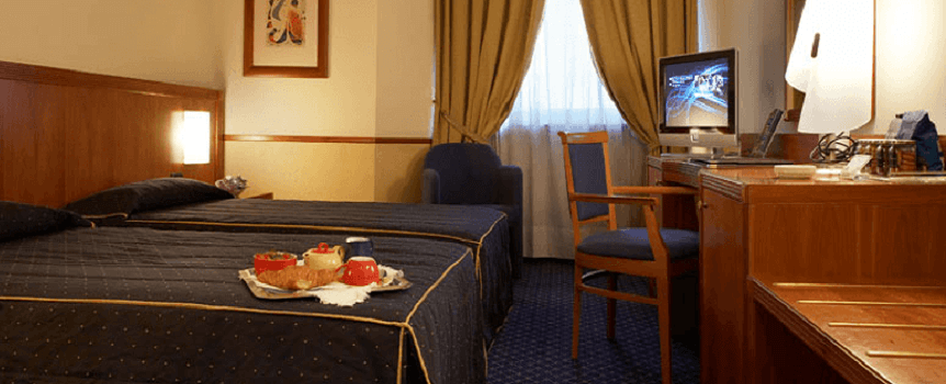 Pacific Hotel Fortino Turín Viaje Sorpresa Wish&Fly